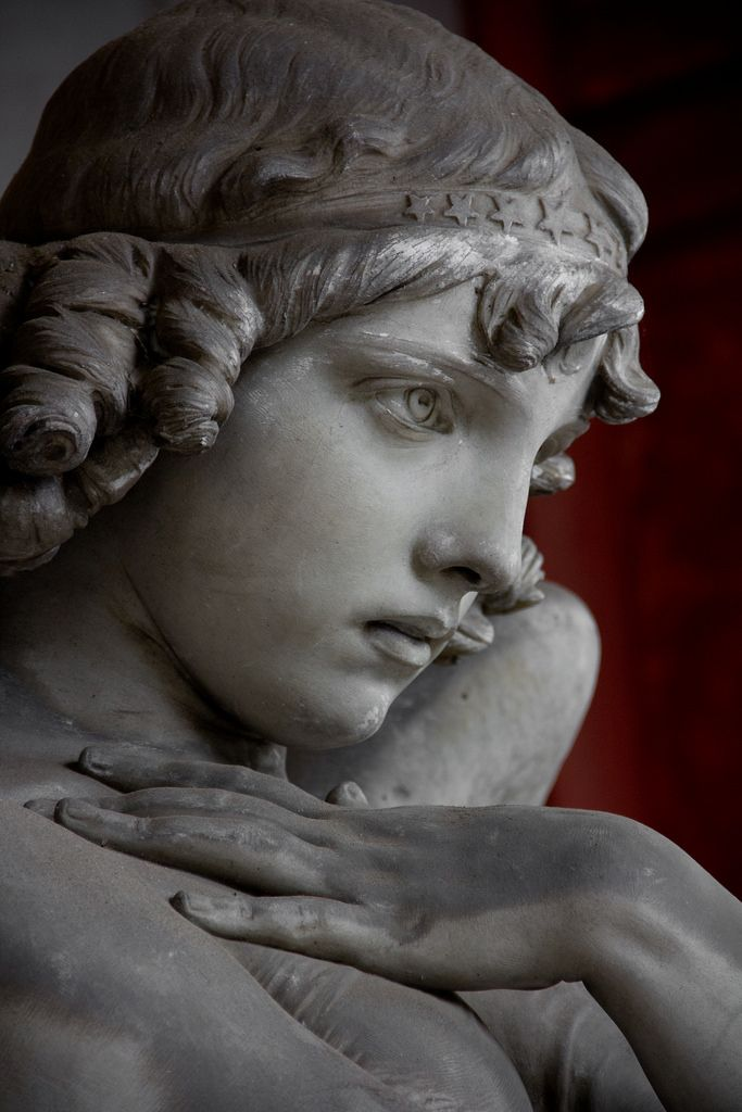 The Monteverde Angel or Angel of the Resurrection (Italian Angelo di Monteverde and Angelo della Resurrezione) is the name given to a marble statue of 1882 that guards the tomb of the Oneto family in the cemetery of Staglieno in Genoa, northern Italy. It is one of the most famous works by the neo-classical Italian sculptor Giulio Monteverde (1837-1917) and was commissioned by Francesco Oneto, a president of the Banca Generale, in honour of deceased members of his family. Portraying a…