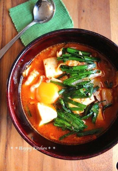 めーっちゃ簡単*スンドゥブ風キムチチゲ | たっきーママ オフィシャルブログ「たっきーママ@happy kitchen」Powered by Ameba