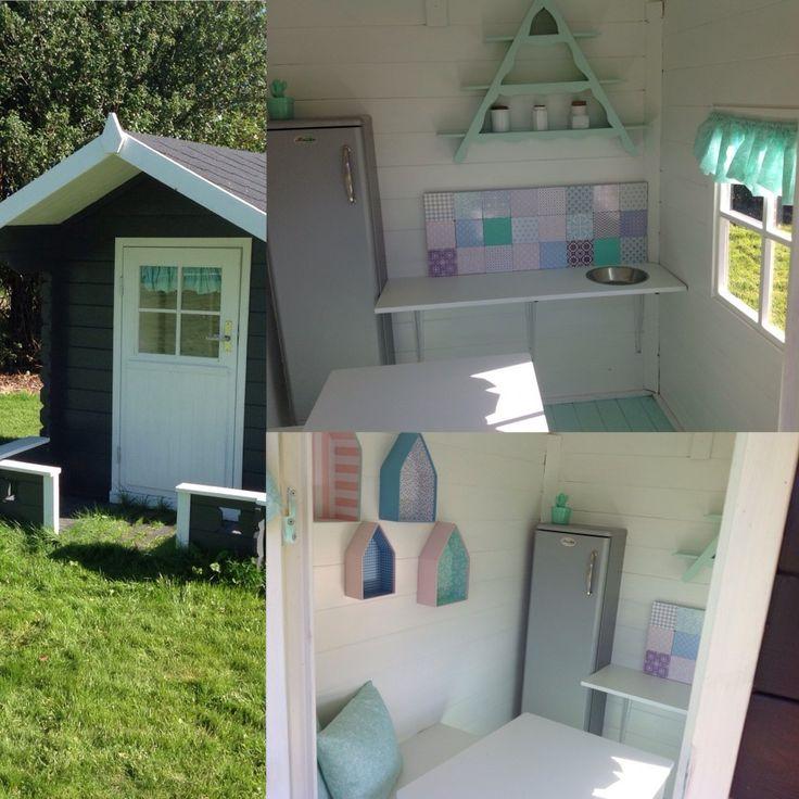 From landligidyl.bloggersdelight.dk Legehus, udeliv, udelege, Play house, Kids Outdoor        ....