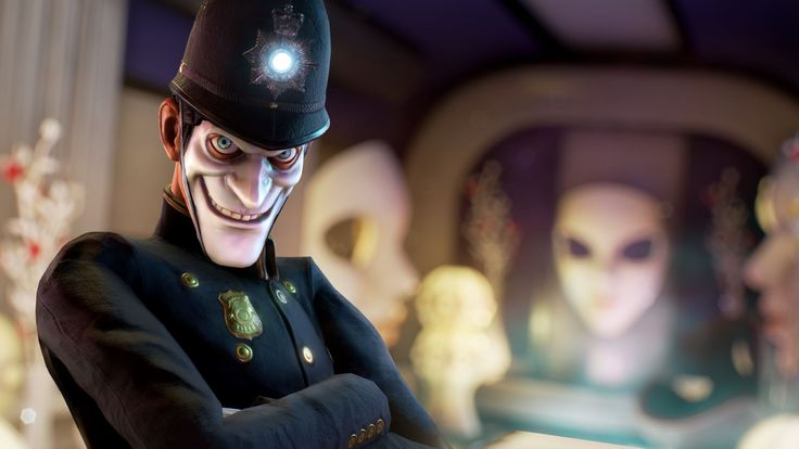 Early Access Game We Happy Few Getting Film Adaptation - http://techraptor.net/content/early-access-game-we-happy-few-getting-film-adaptation | Gaming, Gaming News