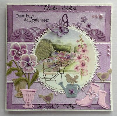 Anita's+creaties:+Scr@p-Cards+#+95