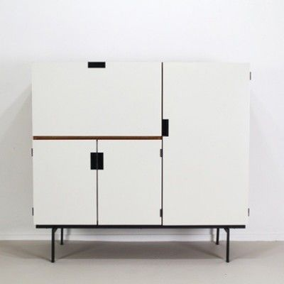 U+N series Cabinet by Cees Braakman for Pastoe