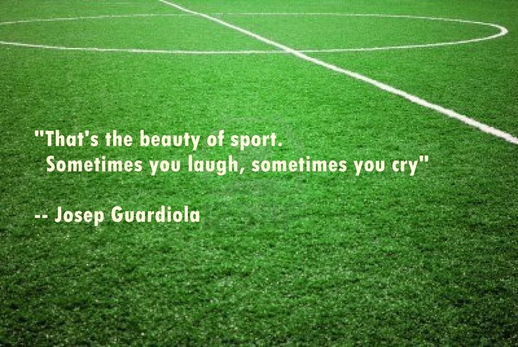 Who's ready for today? Check out these inspiration football quotes to get you pumped up.
