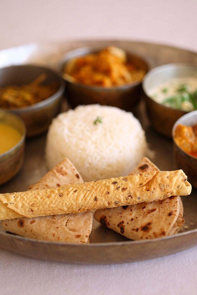 Thali Dinner @ The Serai, Jaisalmer - SUJÁN