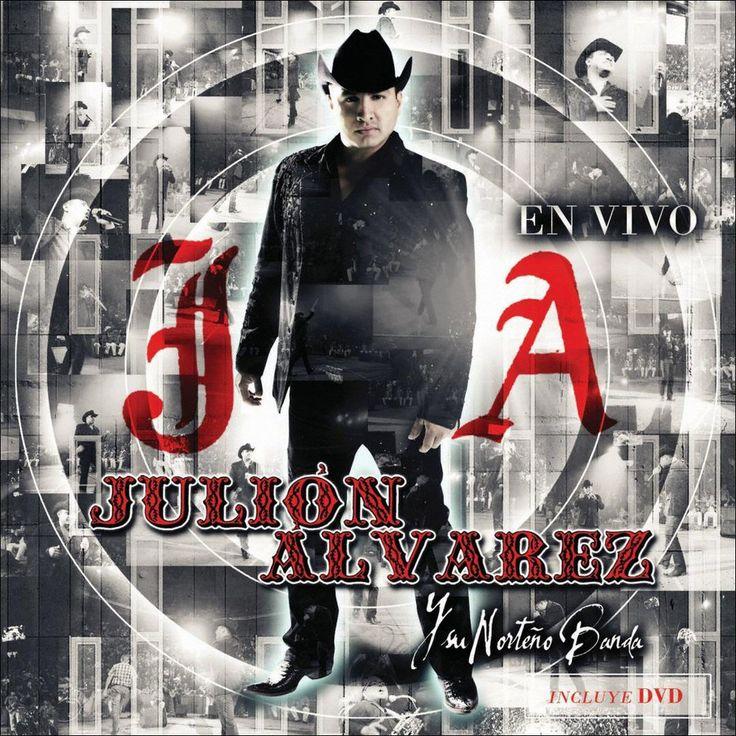 Julión Álvarez Y Su Norteño Banda - En Vivo (CD/Dvd)