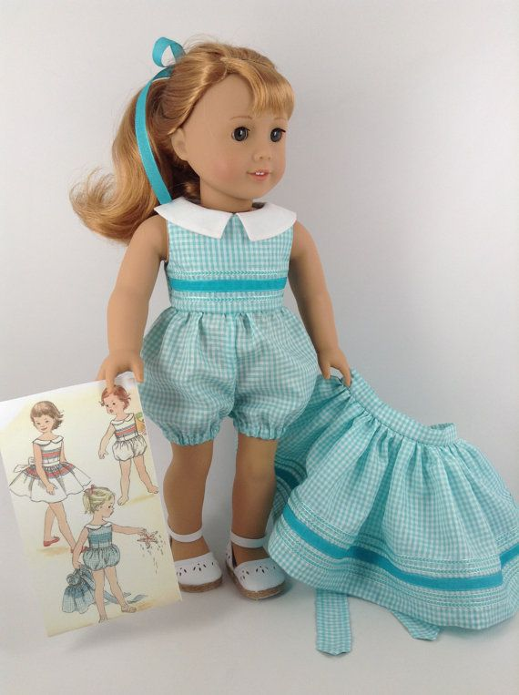 1950's American Girl 18-inch Doll Clothes Vintage