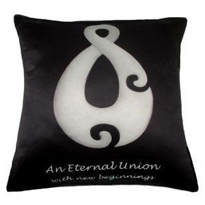 Wholesale Cushions NZ by Chelsea DesignNZ. Eternal Union - 45cmx45cm #throw pillows.