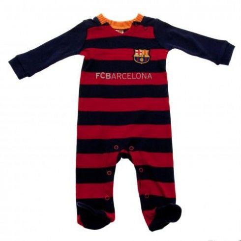 Barcelona Baby Sleeping Suit - 3 / 6 Months