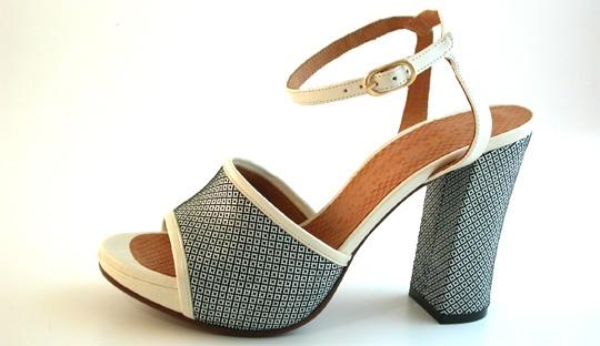 Avanti Open Toe Shoe