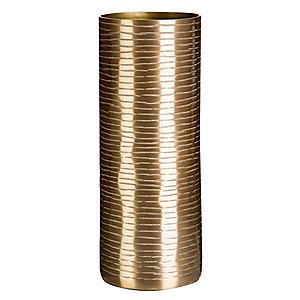 Complements Textured Vase #Kaleidoscope #home #vase #gold #copper