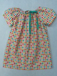 Toertjes&pateekes: Een jurk voor beginners...