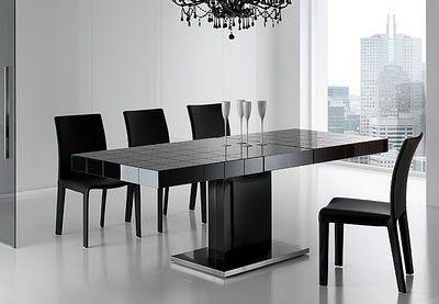 Complementos para una mesa minimalista