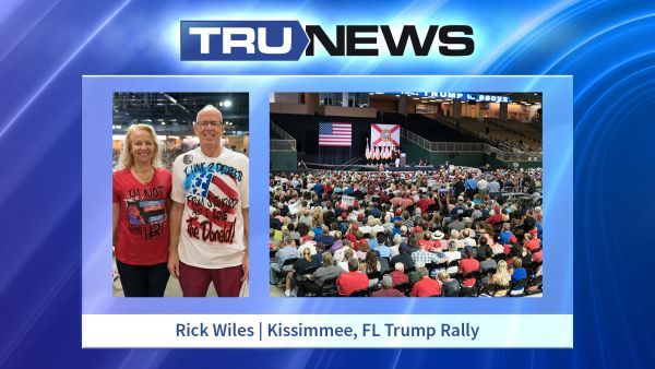 TRUNEWS 08/11/16 Rick Wiles | Kissimmee, FL Trump Rally - Rick Wiles discusses Turkey's move to exit Nato, Seddique Mateen's donations to the Democratic Party, & information which may bury Khazir Khan.(35.30 min)