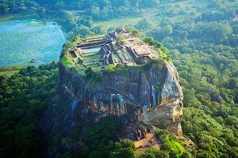 5つの世界遺産周遊 セスナで回る空からスリランカ5日間