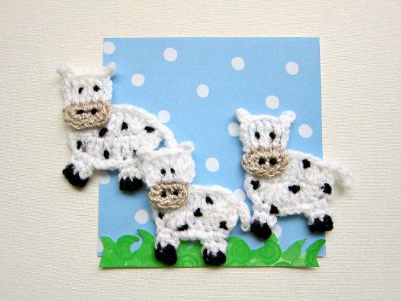 63 best aplicaciones en crochet images on pinterest - Aplicaciones en crochet ...