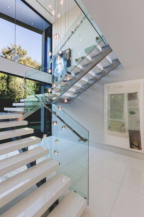 modernambition:   Luxurious Home Interior in Bel Air | MDRN