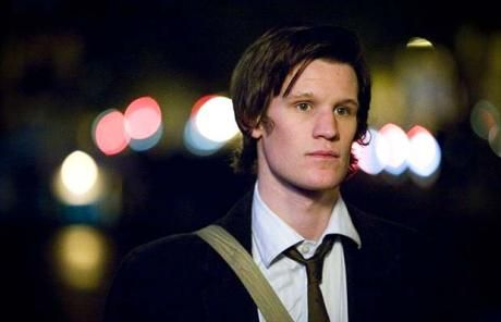 Matt Smith announced as new Doctor Who Now we say our goodbyes ;(
