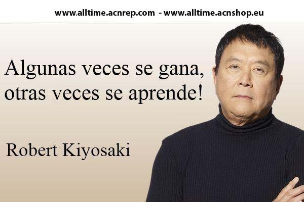 Robert Kiyosaki, emprendedor y gurú de los negocios. Su libro más famoso: padre rico, padre pobre