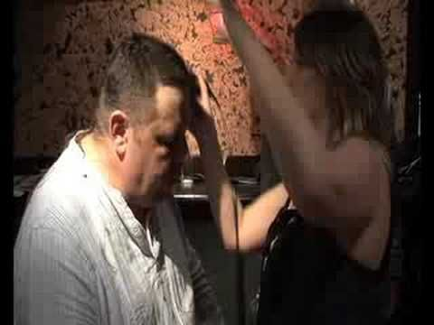 Ron Coleman Headshave - YouTube