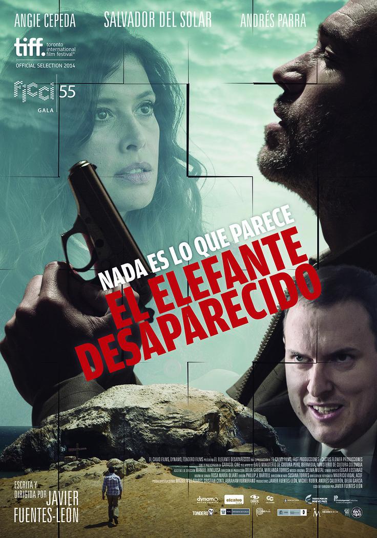 El elefante desaparecido Director: Javier Fuentes-León 2015