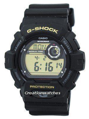 Casio G-Shock Series G-8900-1D G-8900-1 Sports Men's Watch