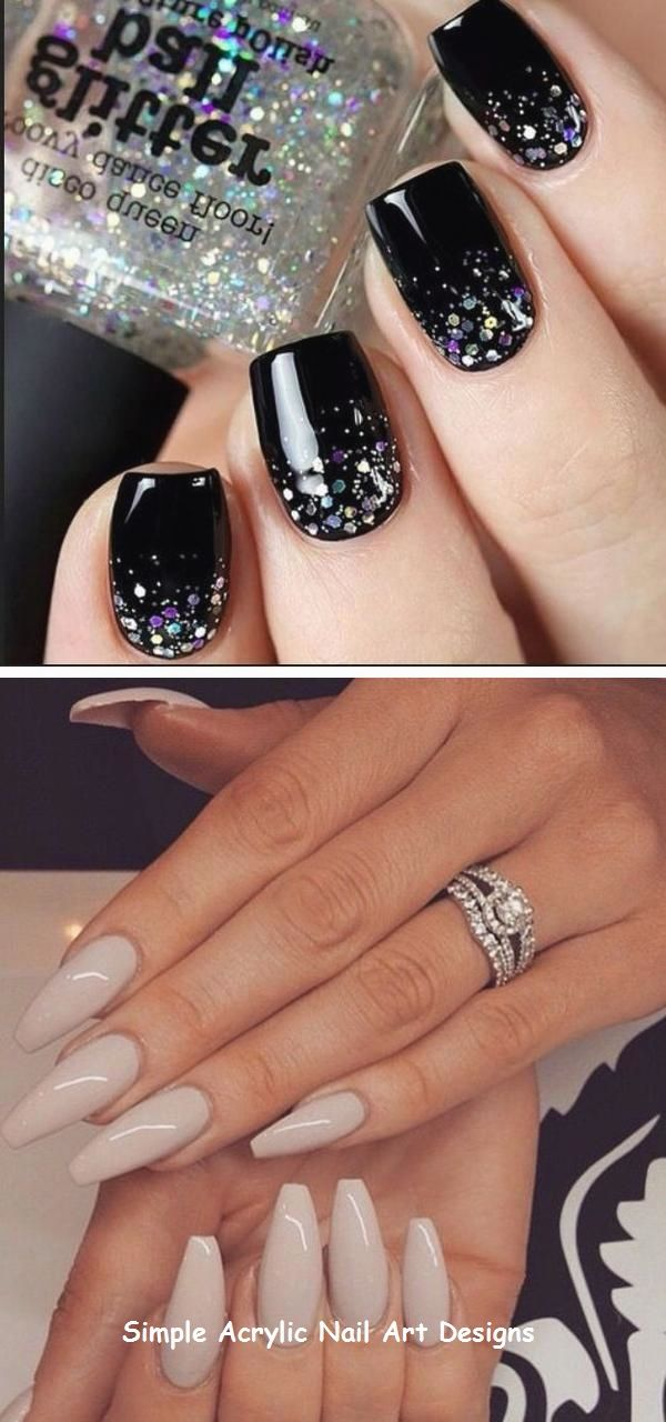 20 Great Ideas How To Make Acrylic Nails By Yourself 1 Nail Art