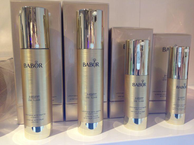 BABOR HSR - High Skin Refiner!  www.baborsverige.se
