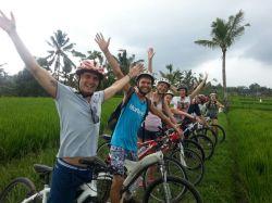 Вело тур в Кинтамани на Бали