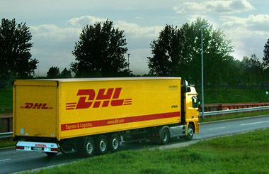 We now offer Domestic Freight with DHL
