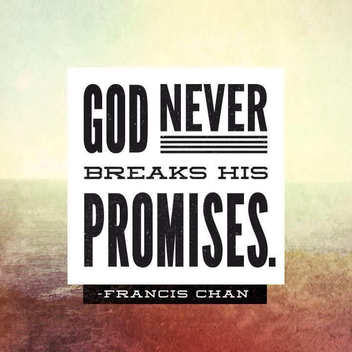 Having peace of mind knowing that God always STANDS BESIDE ME......which is one of his promises.