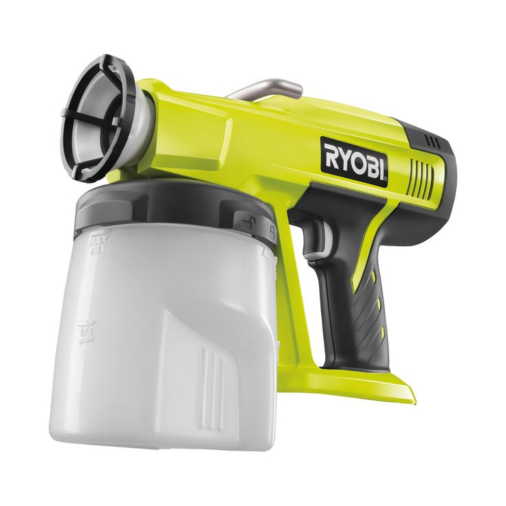Got Some Painting to do? Ryobi has you covered with the easy cordless ONE+ System. 18V Cordless Speed Sprayer | Power Tools | Ryobi Tools