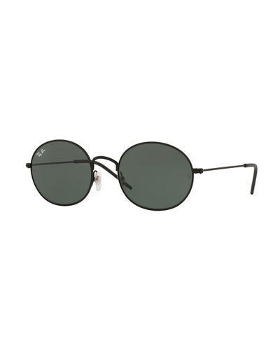 a6ef45f6f1 D36QA Ray-Ban Round Metal Sunglasses