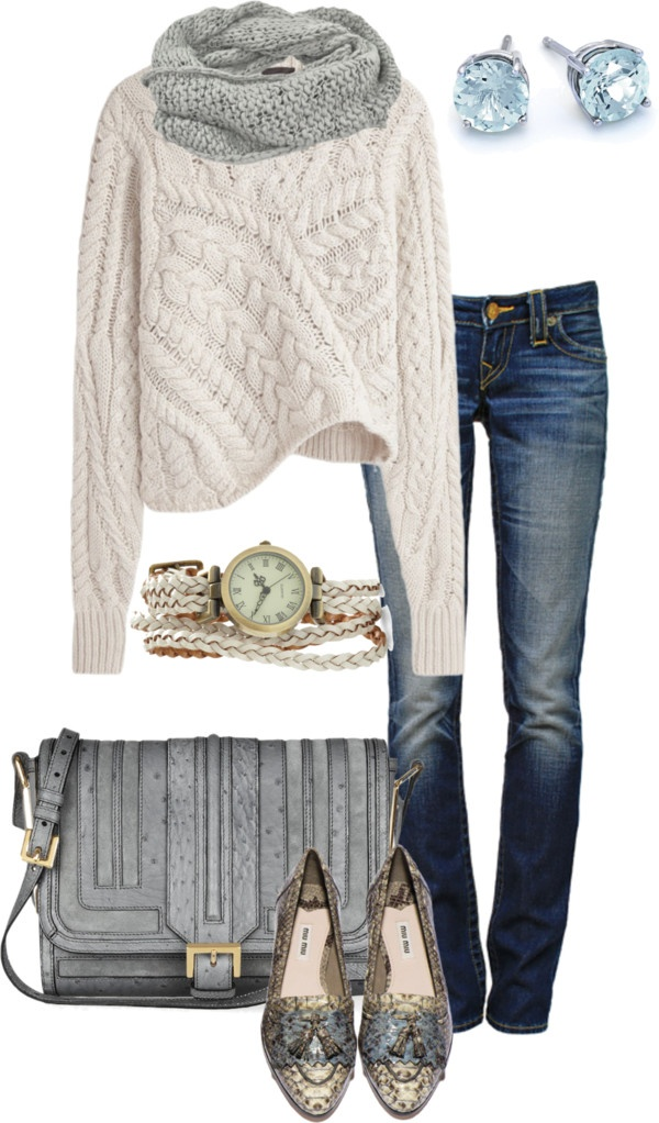 """""""Cozy"""" by simple-wardrobe ❤ liked on Polyvore"""