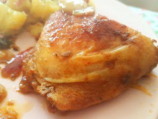 .            : Kurczak w śmietanie