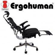 Scaun Ergohuman v2 Plus Elite cu suport pentru picioare