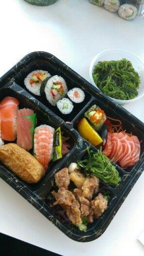 #Sushi Obento Box | Itamae Sushi in Doncaster, VIC