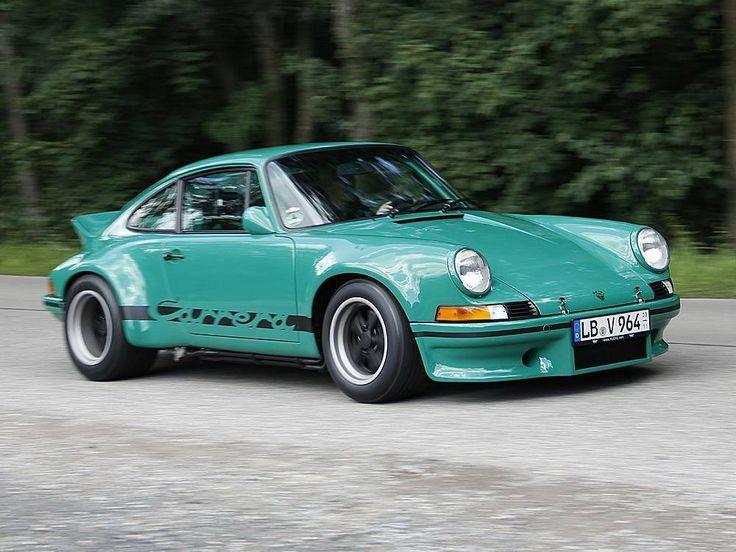 1973 #Porsche 911 RSR