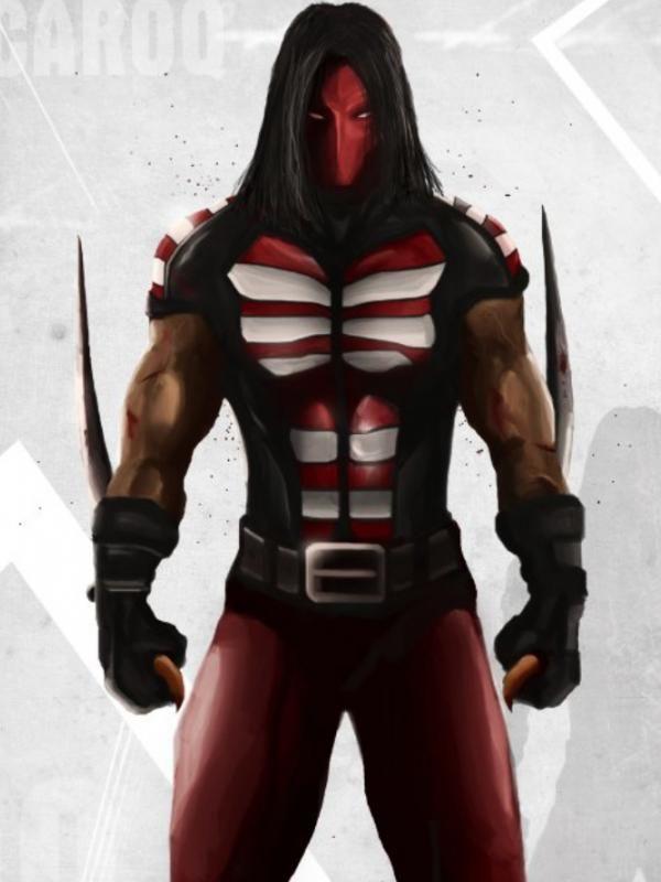 Caroq - superhero / pahlawan super asli indonesia