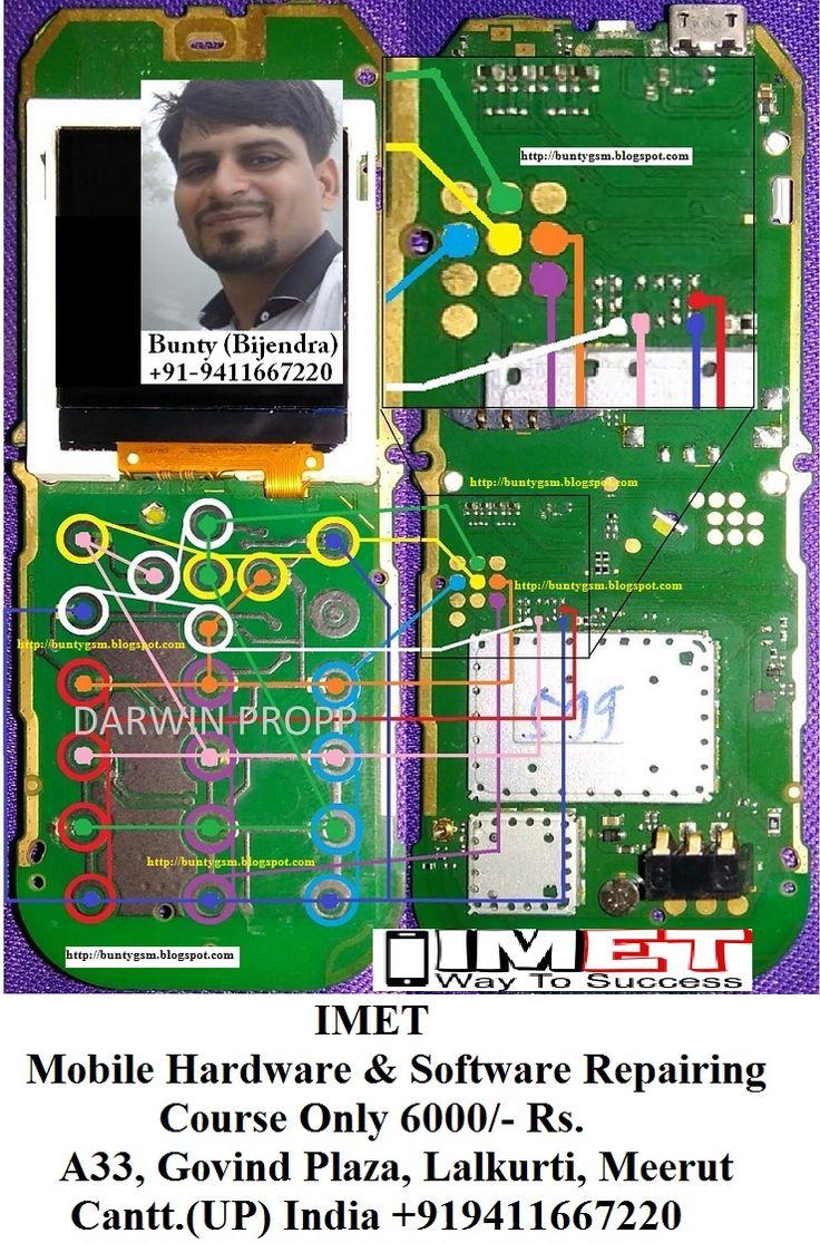 Nokia 105 Keypad Problem Solution Jumper Ways IMET