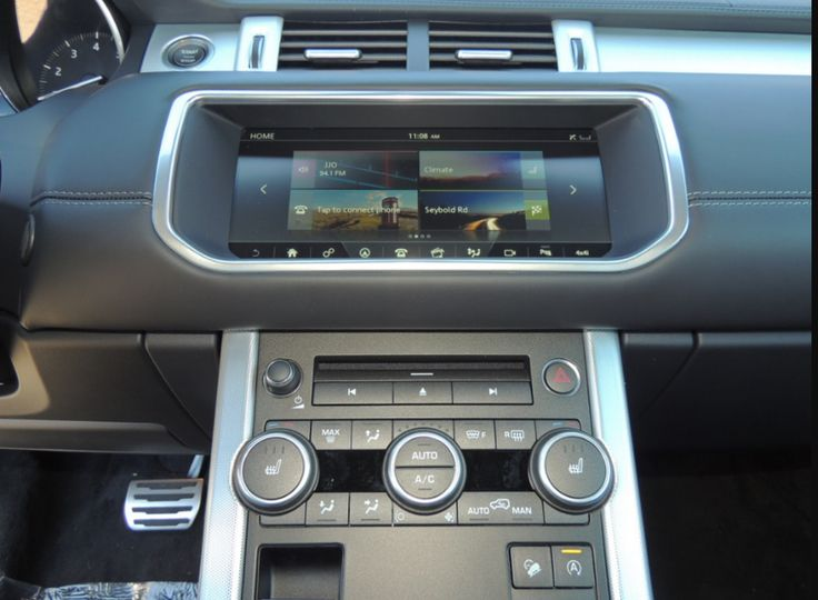 2017 Range Rover Evoque HSE Dynamic Features