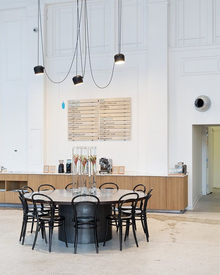 Blue Bottle Coffee WC Morse, #Oakland, 2014 - Jensen Architects #coffeeshop