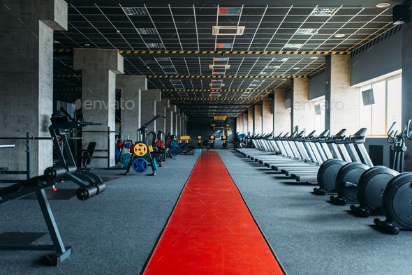 Gym Nobody Empty Fitness Club Fitness Club Gym Photography Gym