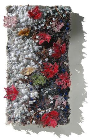 Embroidery & Textile Art | Textures - Preview | Natalia Margulis - Textile & Embroidery Artist