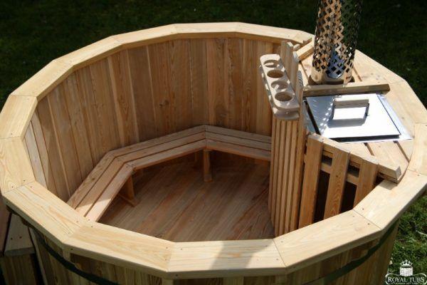 Japanese Style Outdoor Cedar Hot Tubs Diy Wooden Hot Tubs Kits In 2020 Cedar Hot Tub Hot Tub Outdoor Hot Tub