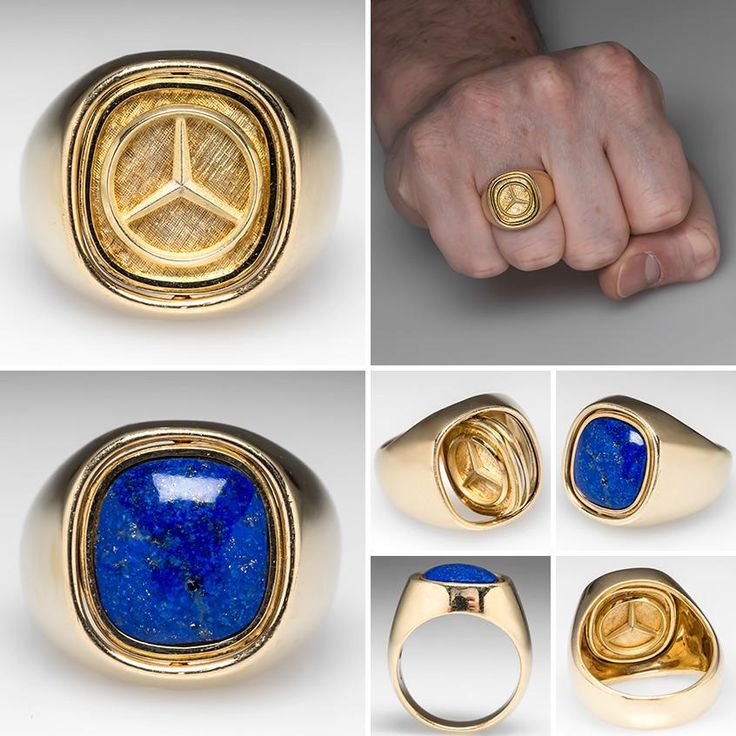 17 best images about mens estate jewelry on pinterest for 14k gold mercedes benz pendant