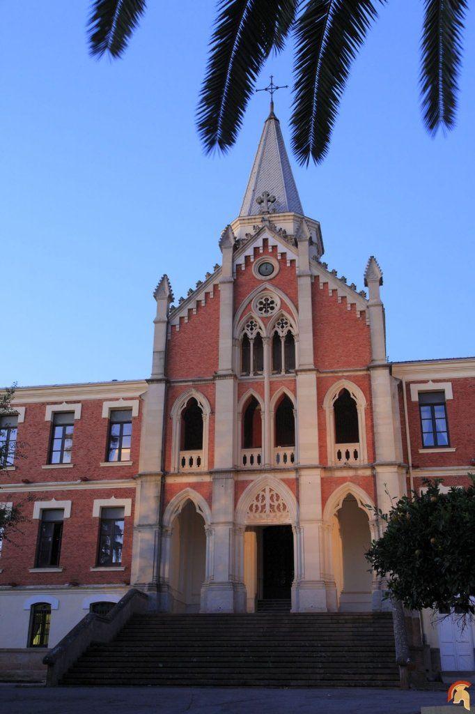 Hospital de los Marqueses de Linares. Jaén.