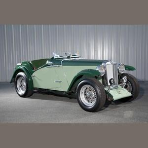 1936 MG NB
