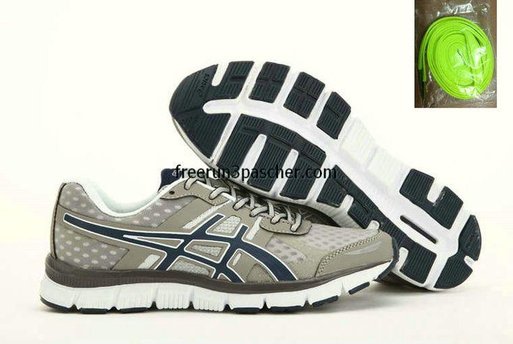 2013 New Asics Gel Quik 33 Mens Nano Grey Duke Blue Basketball Shoes Store 0a16388067e8