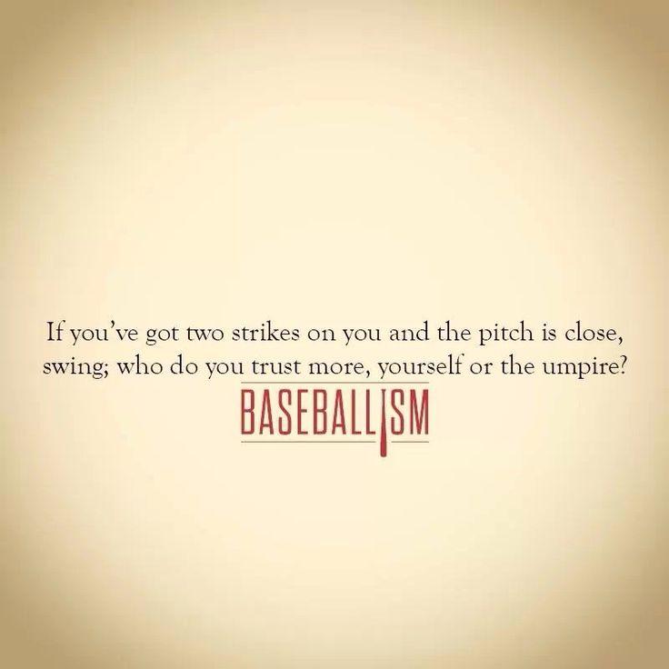 Baseball Quotes 33 Best Baseball Quotes Images On Pinterest  Baseball Stuff