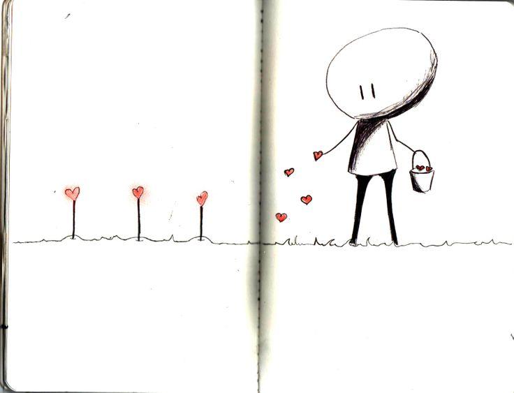 Se semini amore, raccogli amore!
